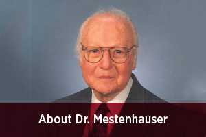 About Dr. Mestenhauser
