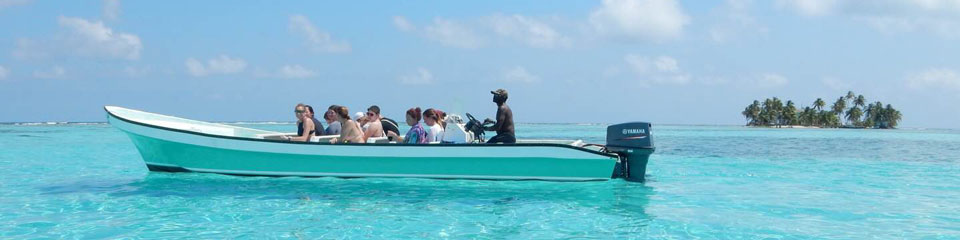 Coral reef management in Belize