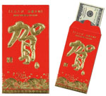 Red Pockets with money