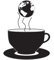 Small World Coffee Hour graphic image